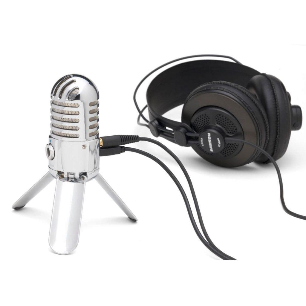 microfono para grabar
