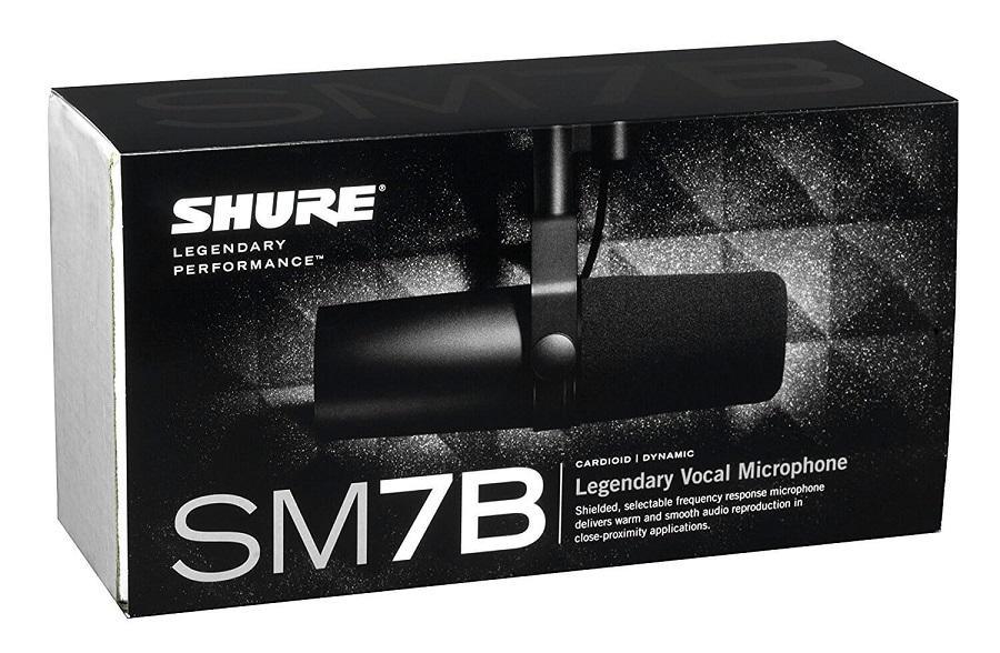 comprar shure sm7b